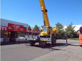 Grove RT540E - all terrain crane