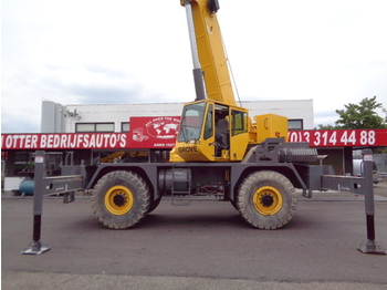 Grove RT540E 4x4x4 - all terrain crane