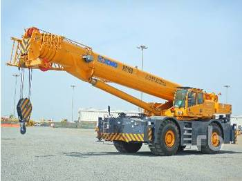 XCMG RT150 150 Ton 4x4x4 - all terrain crane