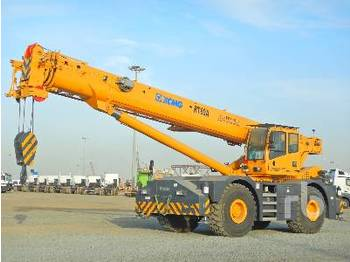 XCMG RT60A 60 Ton 4x4x4 - all terrain crane