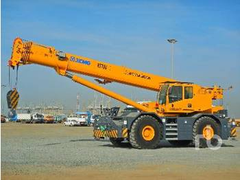 XCMG RT70U 70 Ton 4x4x4 - all terrain crane