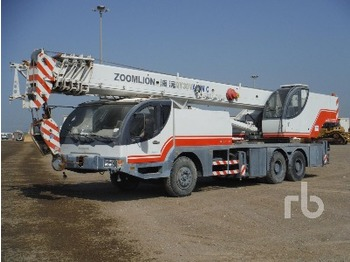 Zoomlion QY30V 32 Ton 6X4 - all terrain crane