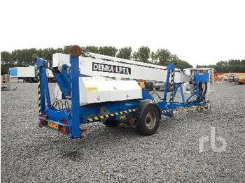 Denka DL25 Electric Tow Behind - articulated boom