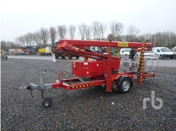 Denka DLX15-3 Tow Behind - articulated boom
