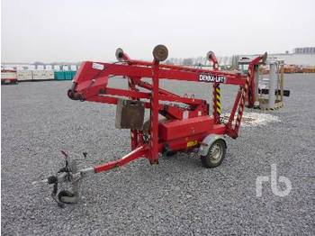 Denka JR12 Electric Tow Behind Articulated - articulated boom