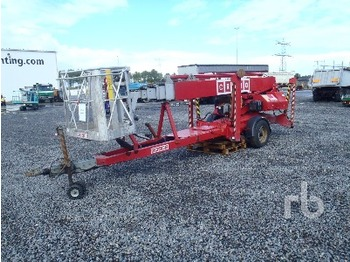 Denka Lift DL25 Electric Tow Behind - articulated boom