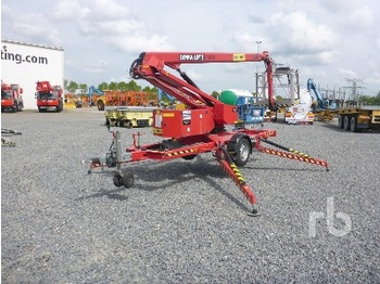Denka Lift DLX15MKII Electric Tow Behind - articulated boom