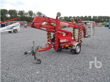 Denka Lift JR12 Electric Tow Behind Articulated - articulated boom