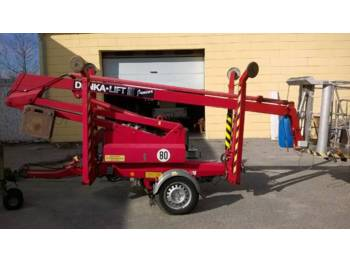 Denka-Lift Junior12 - articulated boom