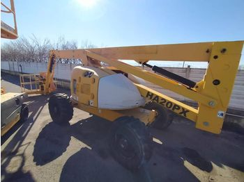 HAULOTTE HA 20 PX - articulated boom