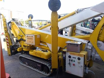 Multitel SMX225 - articulated boom