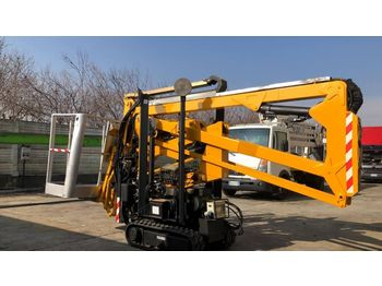 OIL&STEEL 1465 - articulated boom