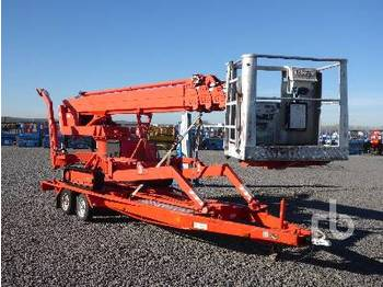 TEUPEN LEO 22H Crawler - articulated boom