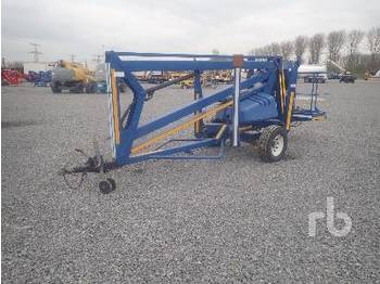 UPRIGHT TL37 Electric Tow Behind Articulated - articulated boom