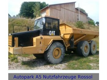 CAT D 250 E Dumber  - articulated dumper