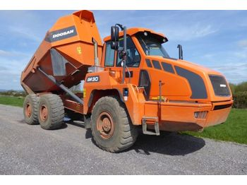 DOOSAN DA30 - articulated dumper