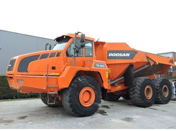 DOOSAN DA40 - articulated dumper