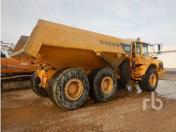Articulated dumper VOLVO A25D