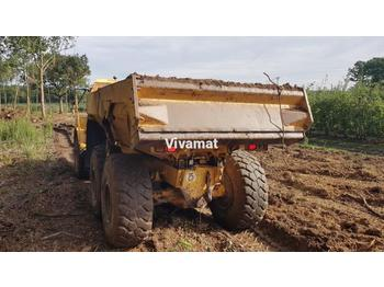 Articulated dumper Volvo A 25 D
