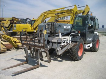 BOBCAT T40140 - construction machinery