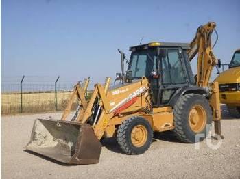 Backhoe loader Case 580 Super R Plus (4 in 1 bucket) , 27267
