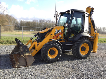 JCB 3CXSM - backhoe loader