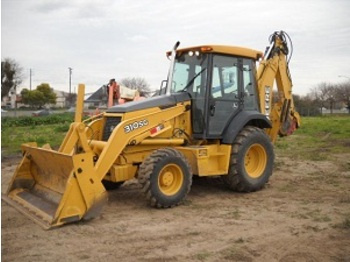 John Deere 310SG 4x4 - backhoe loader