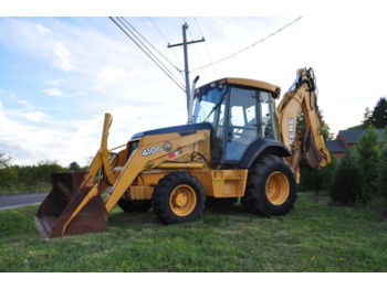 John Deere 410G - backhoe loader