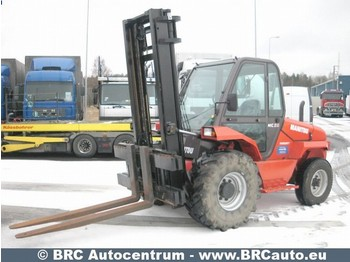 Manitou MC50 PS - backhoe loader