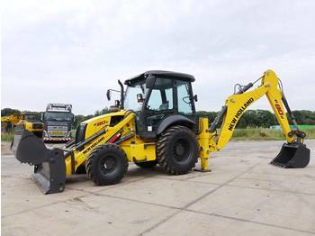 Backhoe loader New Holland B80B 4/1 bucket / more units availlable