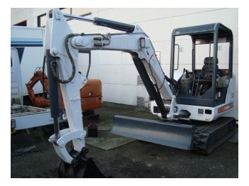 Bobcat 331D - construction machinery