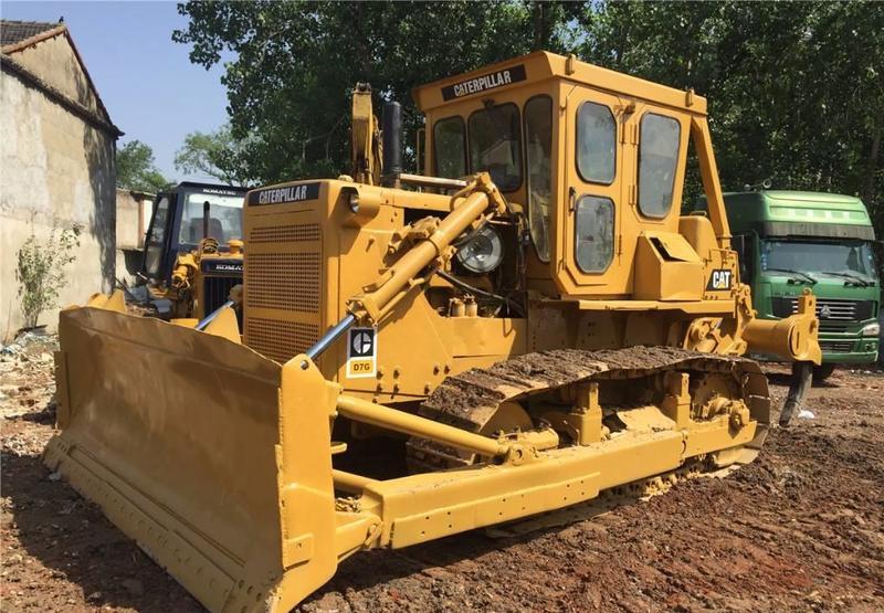 Bulldozer Caterpillar D7G — 3116453