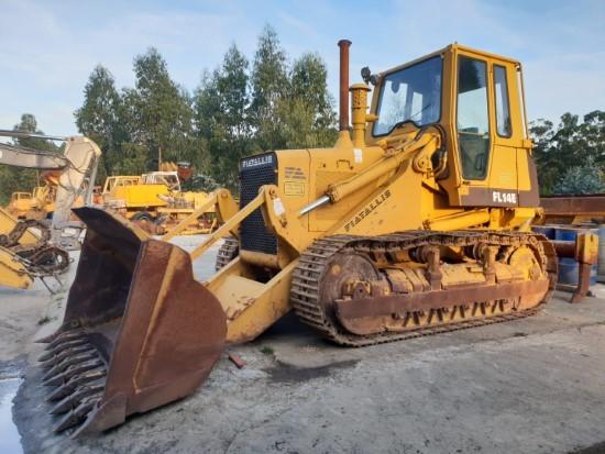 Bulldozer FIAT ALLIS FL14E - Truck1 ID - 3396070