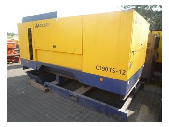 Compair C190TS-12 - construction machinery