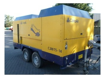 Compair C200TS-14 - construction machinery