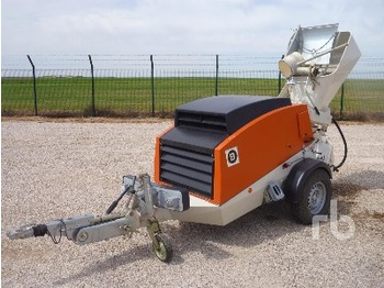Brinkman DC260/45BS Portable Concret Sprayer - concrete equipment