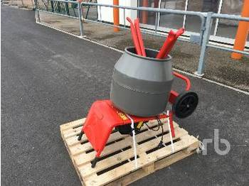 Betonniere Electrique Electrical - concrete mixer