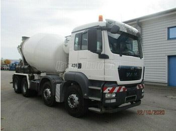 MAN TGS 32.400 - concrete mixer