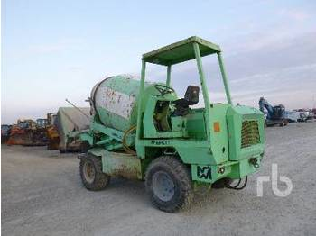 MERLO DBM3000 4x4x4 Self-Loading - concrete mixer
