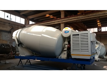 NT MAKINA DIESEL AND ELECTRICAL ENGINE MIXERS - concrete mixer