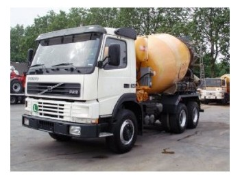 Volvo FM 12 340 6x4 Hubreduction - concrete mixer