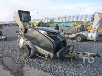 BRINKMANN DC450BS Portable - concrete pump