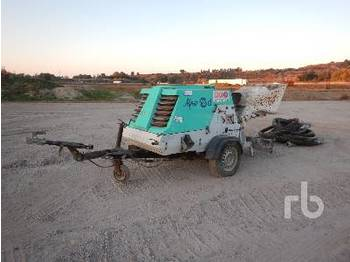IMER MR19DA Machine A Projeter 1 Essieu S/A S/A - concrete pump