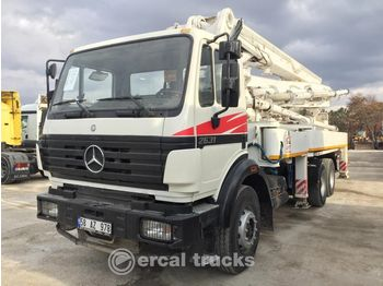 Concrete pump MERCEDES-BENZ 2631 WAITZINGER-KLEIN 38M CONCRETE PUMP