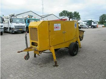 Concrete pump PUTZMEISTER concrete pump BSA 1005 D: picture 1