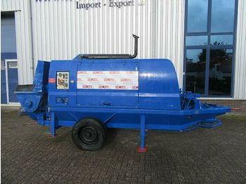 Concrete pump SCHWING TRAILER PUMP BP 2800 HDR