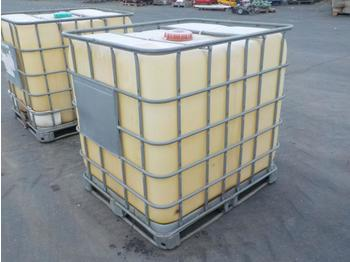 1000L IBC BVowser - construction equipment