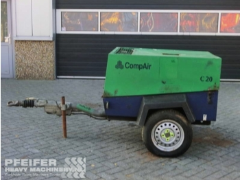 Compair C20MK III - construction equipment
