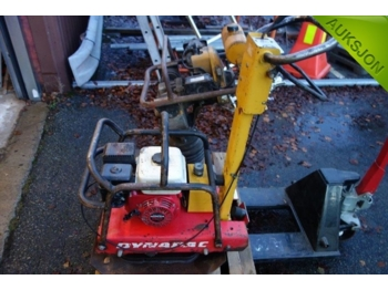 Dynapac LG160 vibroplate - construction equipment