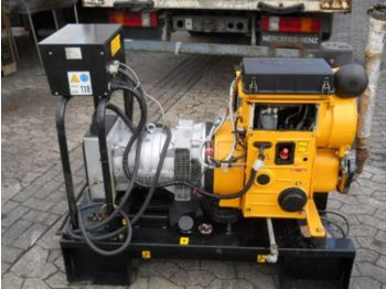 Hatz Dieselgenerator 16 KVA - construction equipment
